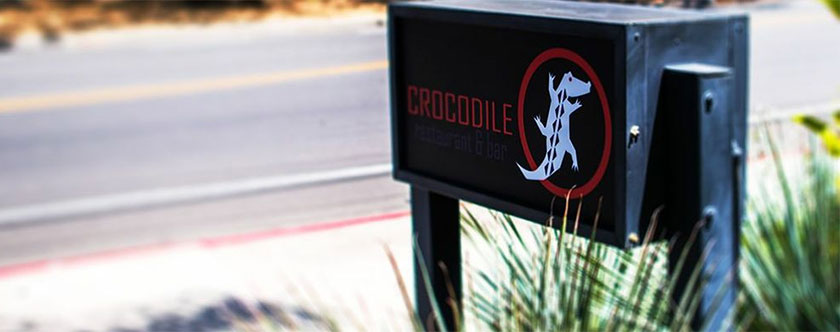Crocodile Restaurant & Bar at the Lemon Tree Inn
